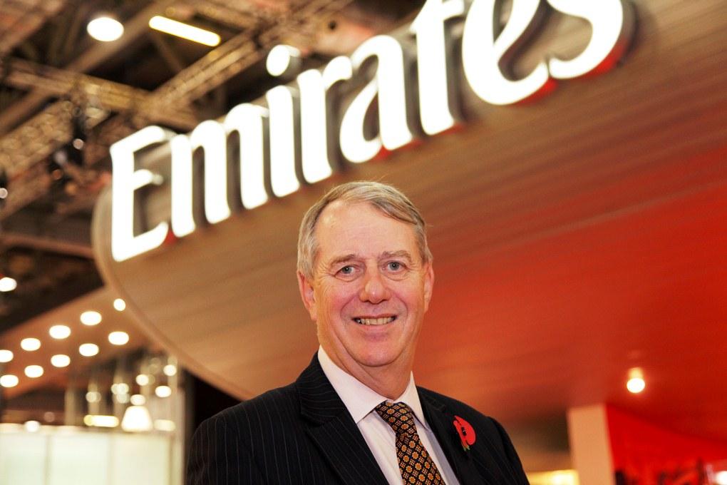 Laurie Berryman, VP United Kingdom at Emirates