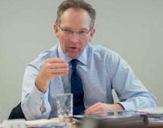 Iain Rawlinson,  Executive Chairman, Monarch Group