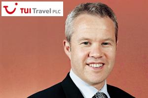 David Burling, Managing Director, TUI UK& Ireland