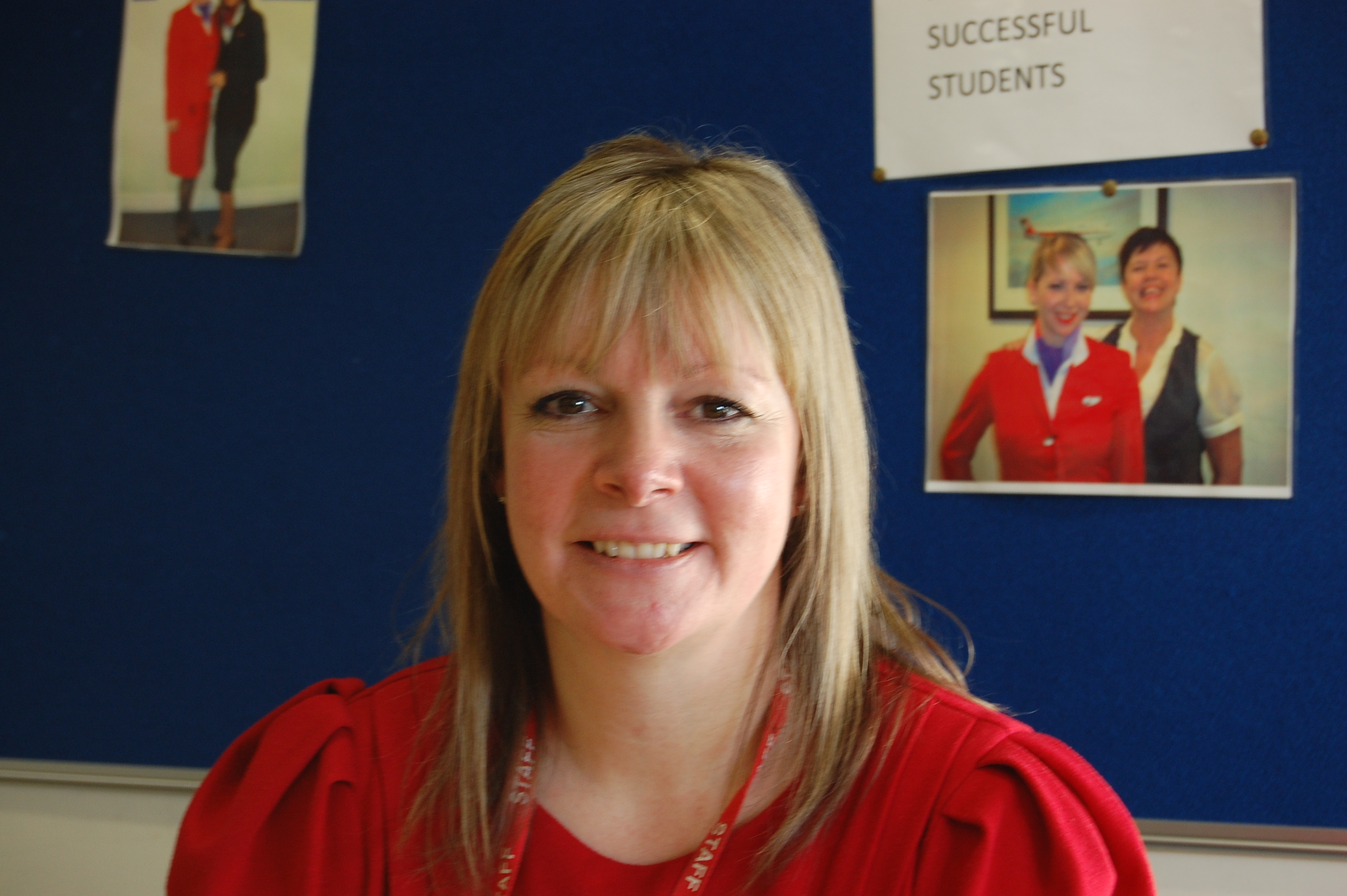 Helen Bosher-Miell, Senior Lecturer, The Aviation Academy, Leeds Bradford Airport