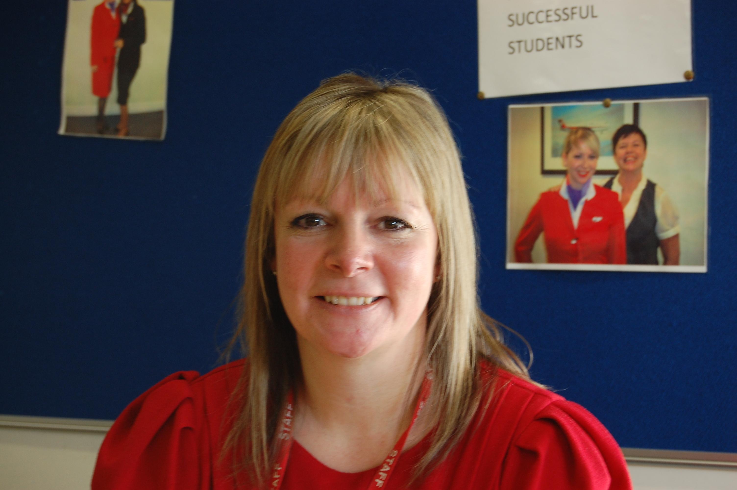 Helen Bosher-Miell, Senior Lecturer, The Aviation Academy, Leeds Bradford Airport