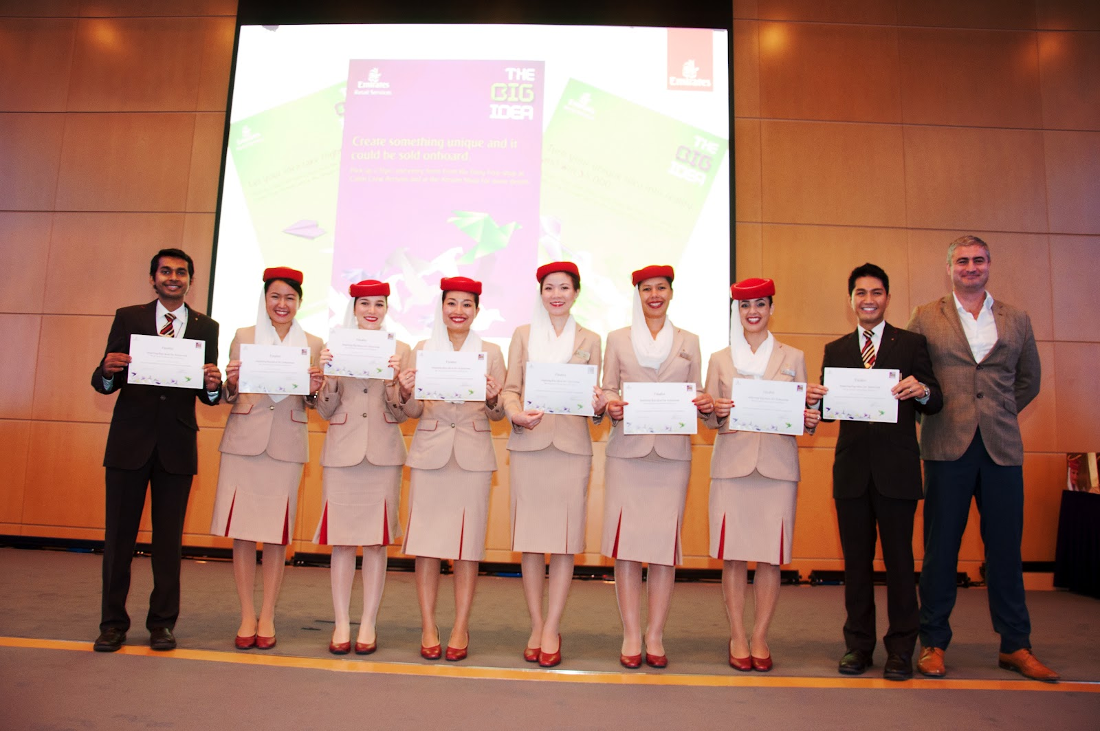 Emirates Careers Cabin Crew Open Day