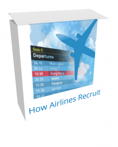 How airlines recruits