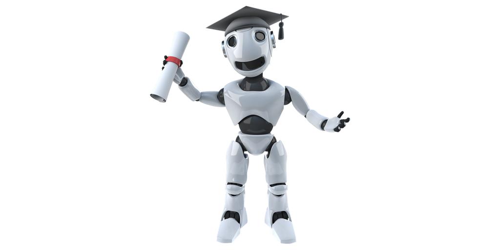 cabin crew ats robot graduation