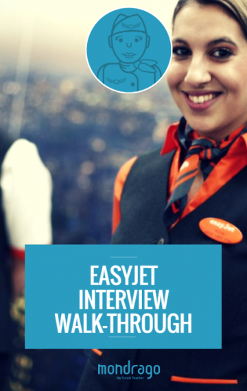 Easyjet Cabin Crew Interview Walk-Through
