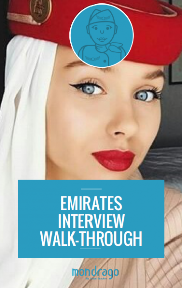 Emirates Cabin Crew Interview Walk-Through
